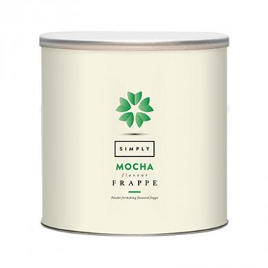 Frappe Mix - Simply Mocha (1.75kg Tin)