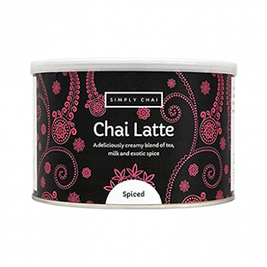 Simply Spiced Chai Latte (1kg Tin)