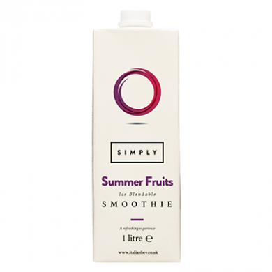 Smoothie Mix - Simply Summer Fruits (1L)