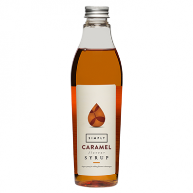 Syrup - Simply Caramel (250ml)