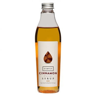 Syrup - Simply Cinnamon (250ml)