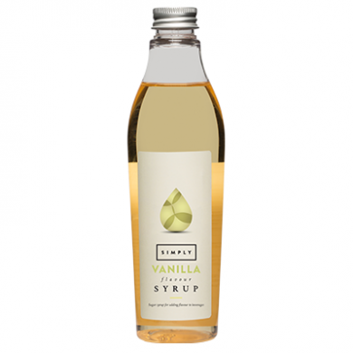 Syrup - Simply Vanilla (250ml)