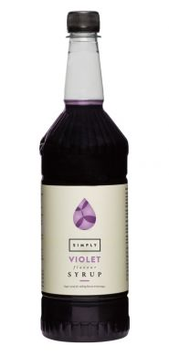 Simply Syrups - Violet (1L)