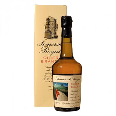 Somerset Cider Brandy - 3 Year Old (70cl) 42% ABV