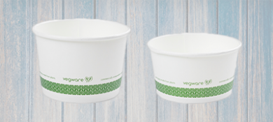 Eco Soup and Ice Cream Pots