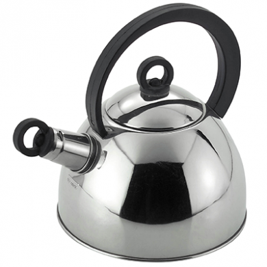 Whistling Kettle - Stainless Steel (Large) 1.75 Litre
