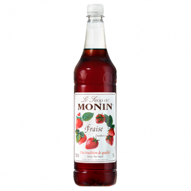 Monin Syrup - Strawberry (1 Litre)