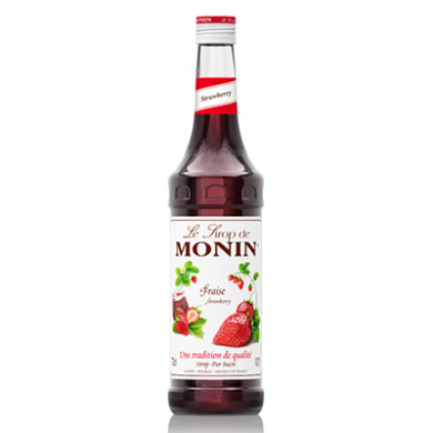 Monin Syrup - Strawberry (70cl)
