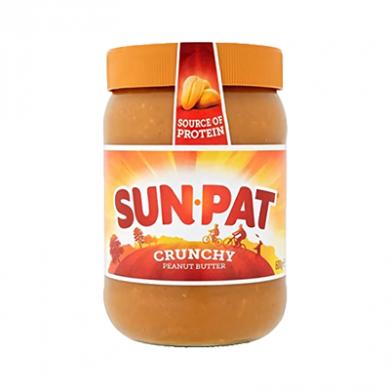 Sun Pat - Crunchy Peanut Butter (600g)