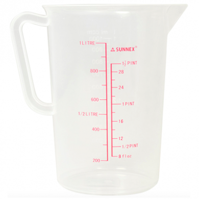 Sunnex Measuring Jug (1 Litre - Approx)