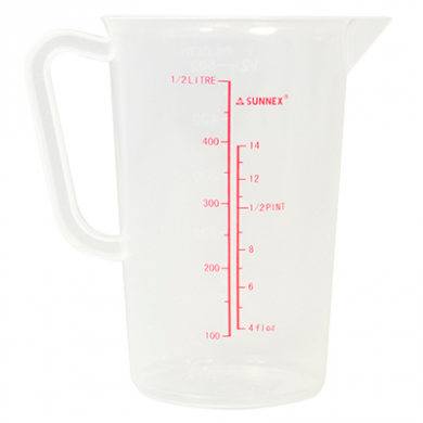 Sunnex Measuring Jug (500ml)