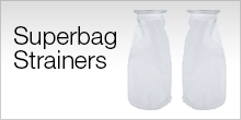 Cafe - Superbag Strainers