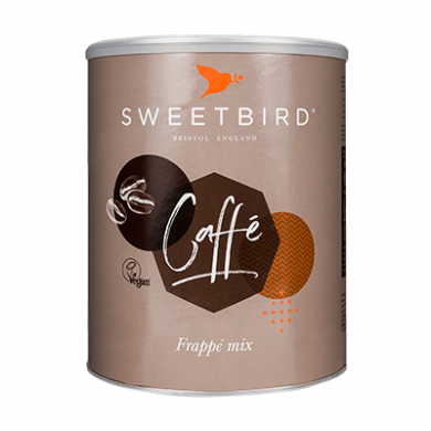 Sweetbird Frappe - Caffe Frappe (2kg Tin) Non Diary