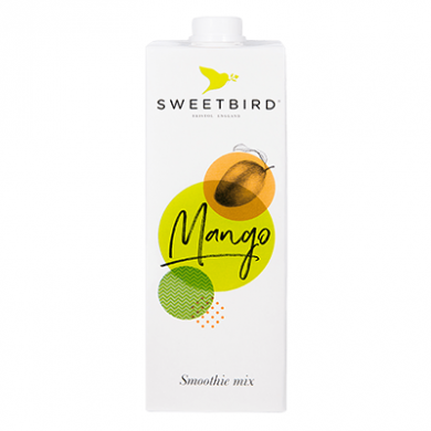 Sweetbird Smoothie Mix - Mango (1 Litre)