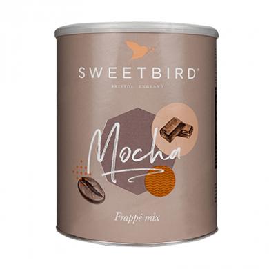 Sweetbird Frappe - Mocha Frappe (2kg Tin)