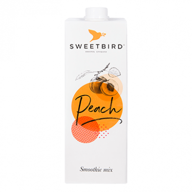 Sweetbird Smoothie Mix - Peach (1 Litre)