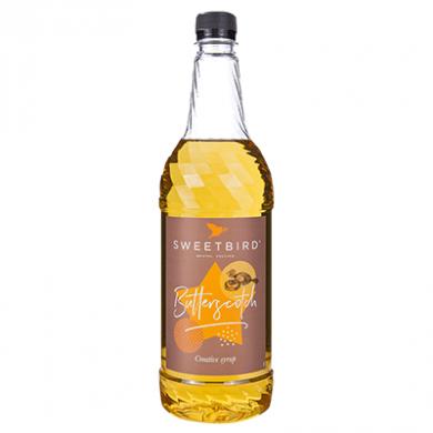 Sweetbird - Butterscotch Syrup (1 Litre)