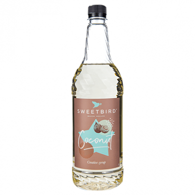 Sweetbird - Coconut Syrup (1 Litre)