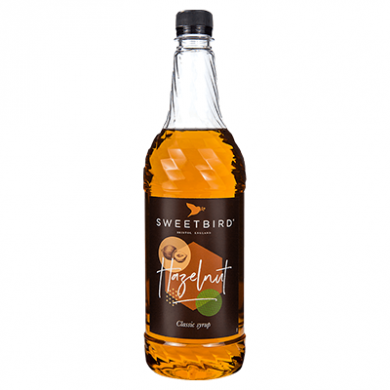 Sweetbird - Hazelnut Syrup (1 Litre)