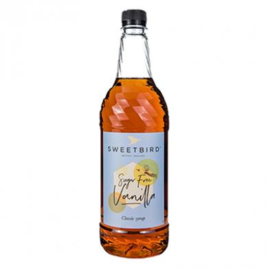 Sweetbird - Vanilla (Sugar Free) Syrup (1 Litre)