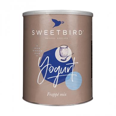 Sweetbird Frappe - Yoghurt Frappe (2kg Tin)