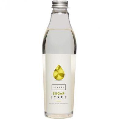 Syrup - Simply Sugar (250ml) - Mini Bottle