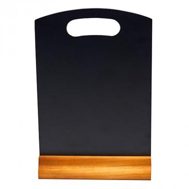 Table Top Menu Blackboard - A4 (21cm x 32cm)
