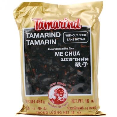 Tamarind Paste - Cock Brand (454g)