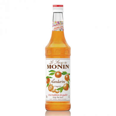 Monin Syrup - Tangerine / Mandarine (70cl)