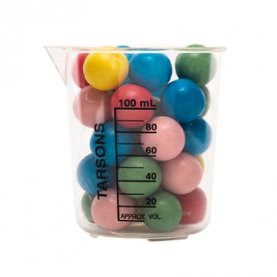 Beaker - Tarsons (Plastic) - 100ml