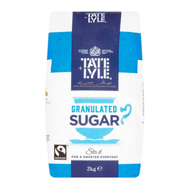 Tate and Lyle - Fairtrade Granulated Sugar (2kg)