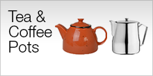 Serviceware - Tea & Coffee Pots