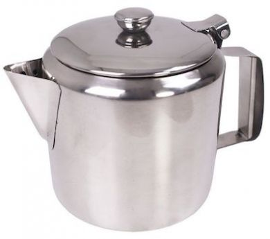 Teapot - Stainless Steel (300ml / 12fl.oz)