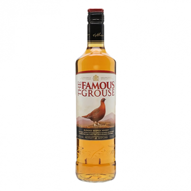 The Famous Grouse - Blended Scotch Whisky (700ml) - 40% ABV