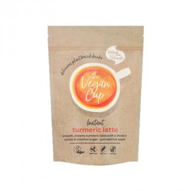 The Vegan Cup - Instant Turmeric Latte (250g)
