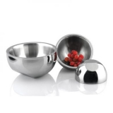 Dual Angle Serving Bowl - Double Wall Insulated (15cm)
