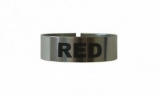 Thimble Identi Clip RED