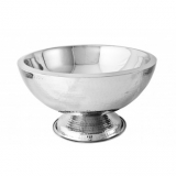 TSI - Champagne Bowl Double Walled - Hammered Finish