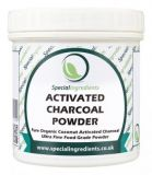 Activated Charcoal (100g)
