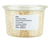 Wood Chips for Smoking - Ash (500ml / Approx 100g)