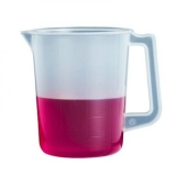 Plastic Measuring Jug (100ml) OFFER PRICE - Not Graduated