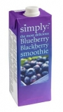 Simply Smoothie Mix - Blueberry & Blackberry (1L)