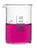 Academy - Measuring Beaker (Borosilicate Glass) 25ml