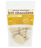 Kokoa Collection - Ivory Coast White Hot Chocolate Tablets (210g)