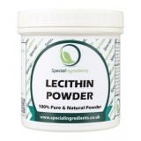 Lecithin Powder - Soya (100g) - Store in Fridge
