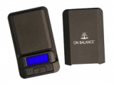 On Balance LS600 Digital Pocket Scale (600g x 0.1g) Inc Batteries