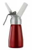 Metal Head Cream Whipper - 0.25 Litre (Red)