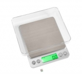 On Balance - Envy Digital Scale (2000g x 0.1g) - Inc Batteries
