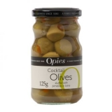Opies - Pimiento Stuffed Green Olives in Brine (227g)