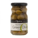 Opies - Green Stoneless Olives in Brine (227g)